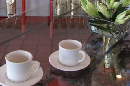 Casa del Café Catemaco Cuarto Azul - Catemaco - Casa