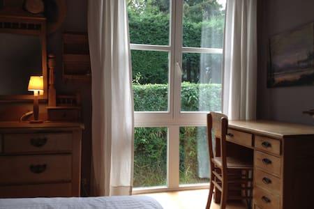 Chambre tranquille dans un cadre magnifique - Chaumont-Gistoux - Hus