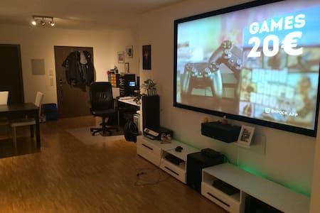 Moderne helle Wohnung bei München - Vaterstetten
