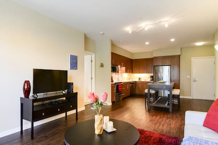 Unwind From High Tech and Enjoy the Amenities - Cupertino