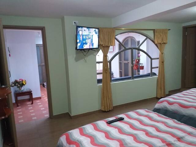 APARTA-HOTEL EL MILAGRO. EN EL CENTRO DE LA CIUDAD
