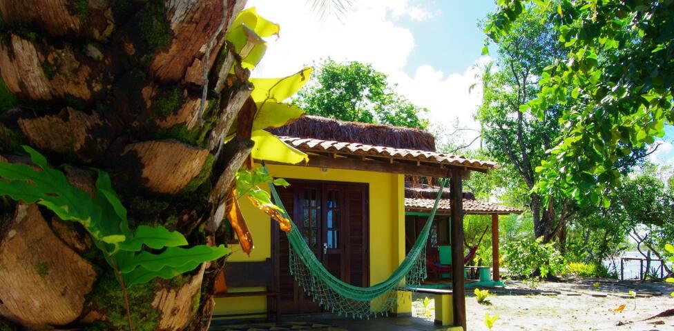 BUNGALOWS  DE BOIPEBA - Ilha de Boipeba - Chalet