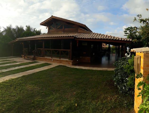 Casa em Bananeiras no Águas da Serra p/ o São João