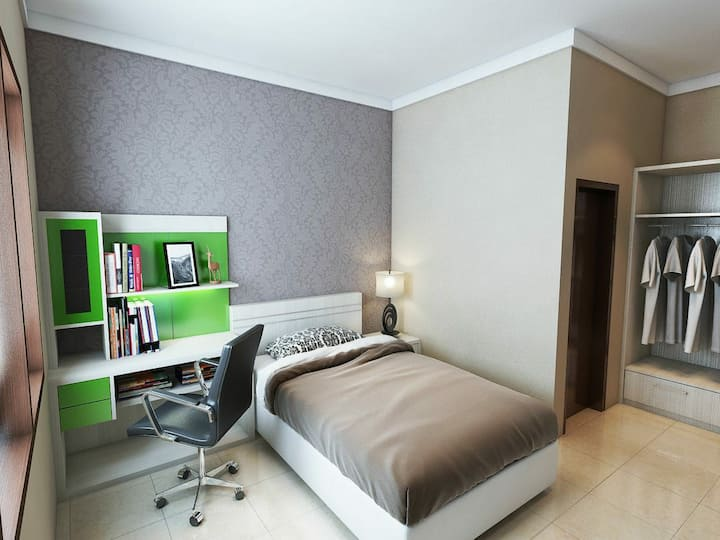A perfect type of accommodation for your leisure