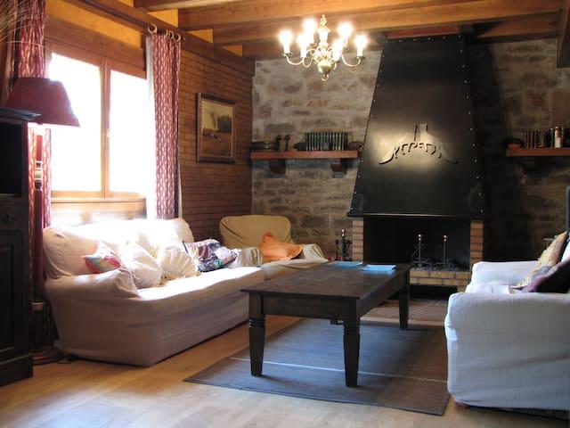 Casa rural Mikelenetxiki - Arruitz - House