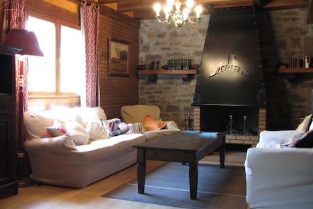 Casa rural Mikelenetxiki - Arruitz - Haus