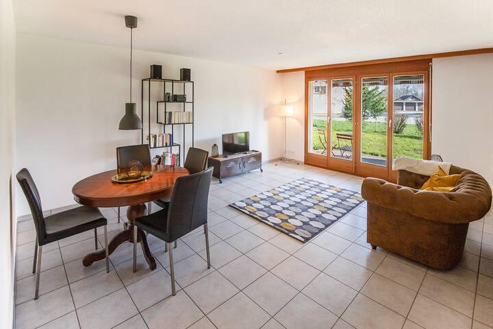 Gemütliche Wohnung in Sempach