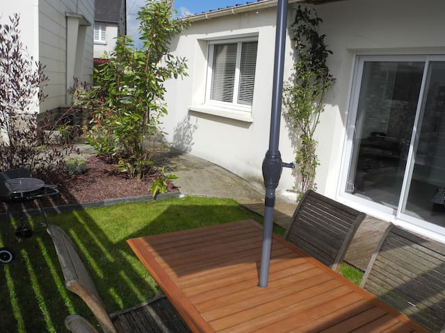 T2 indépendant plein pied - Landerneau - Appartamento