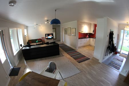 Big, brand new APT. Super fresh and clean! - Järna - Huoneisto
