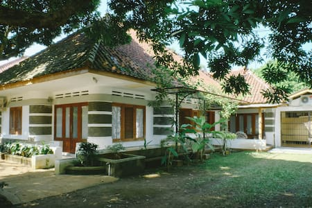★Relaxing Vintage House - Imah Kolot Cisaga★