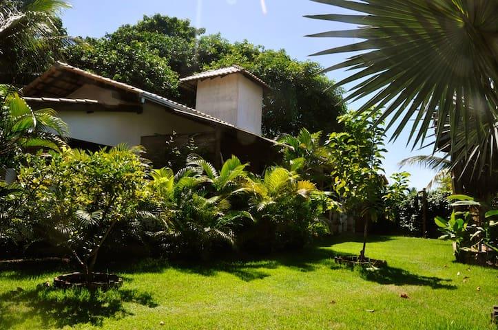 CasaZen Bahia Completa : Suítes Agogô + Ganzá