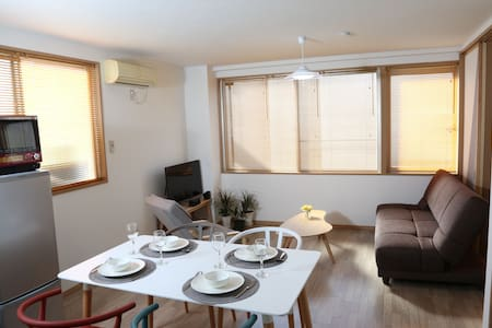 Renovated  condo minutes from Nagano Station 3F - Nagano-shi