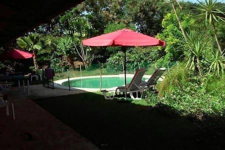 Chambre privée  Saly Somone + piscine 1