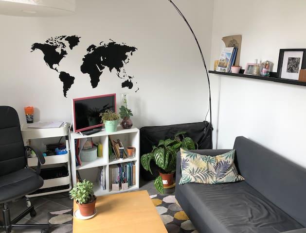 Apartamento para conocer Paris