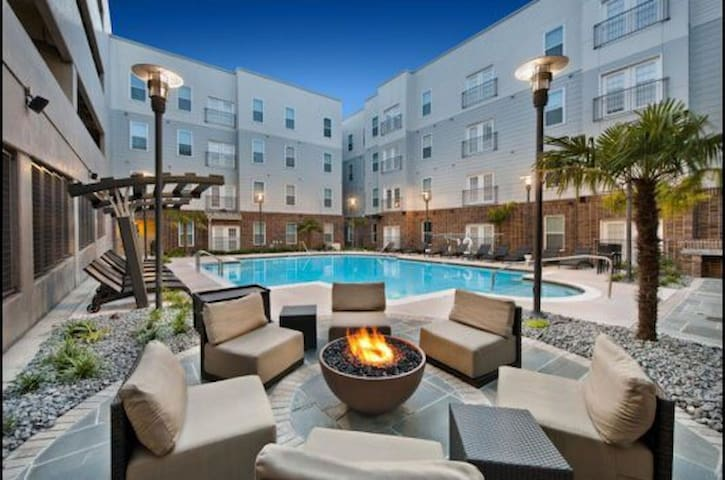 Cozy Studio Apartment at the Luxe! - Tallahassee - Apartament