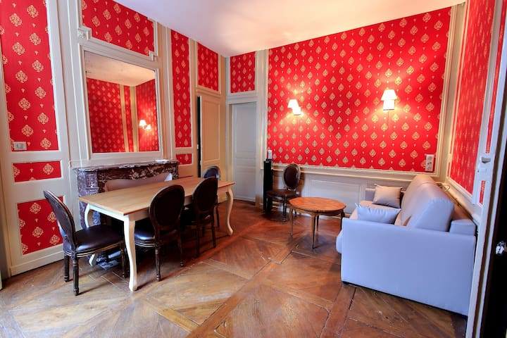 Suite 4/6 p - Appart'Hotel de Saint-Georges 5*****