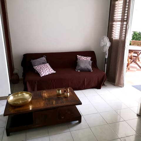 L'appartement de la Colline (2)