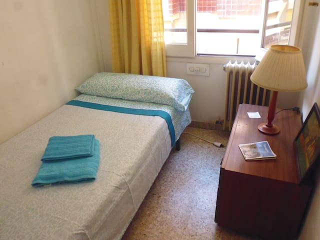 Single room in the center of Tarragona - Tarragona - Apartment