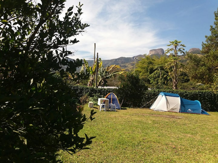Bivacco Refúgio de Montanha - Camping