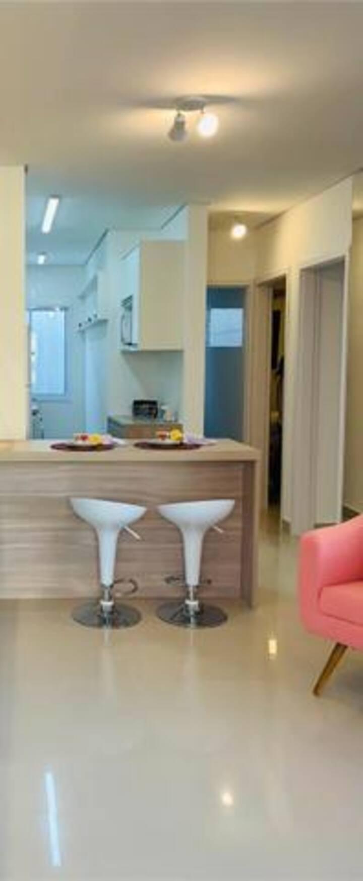 Apartamento 2 dormitórios ALTO PADRÃO