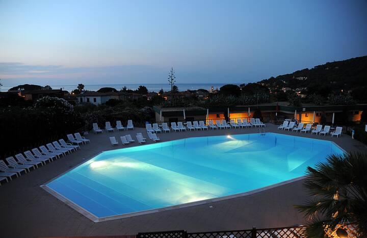 Appartamento Marciana Marina, Isola d'Elba 4 posti