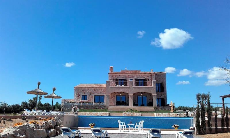 Villa María del Mar - Cala D'or - Villa