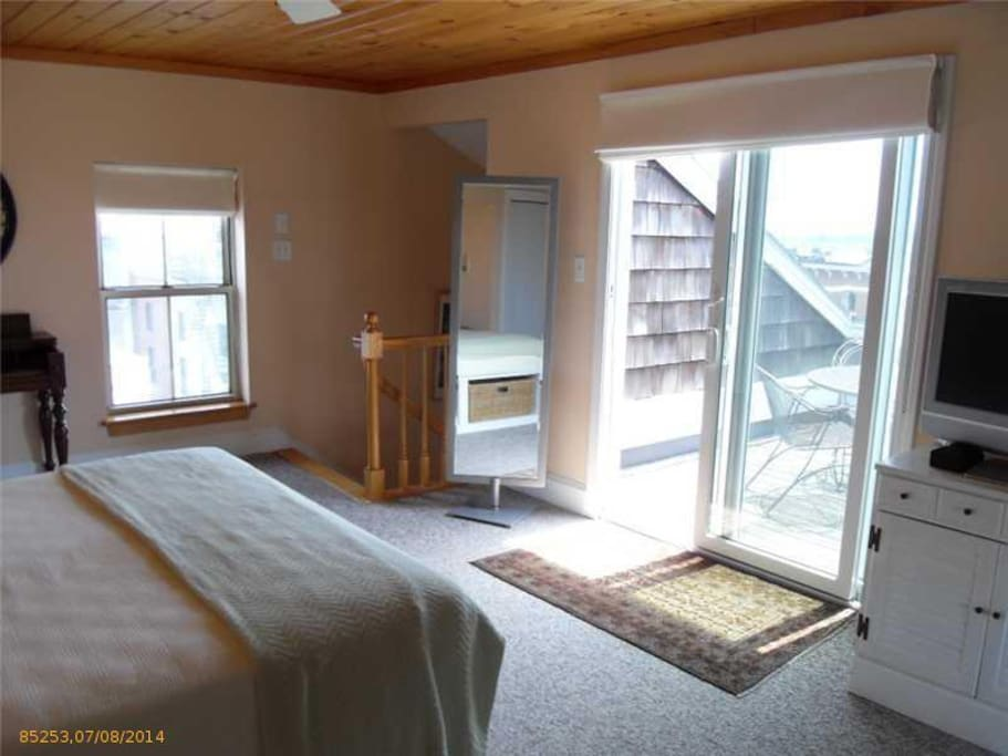 Perfect Old Port Location W Views Condominiums For Rent In Portland Maine United States