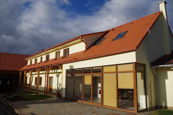 Guesthouse AMIA near Telč
