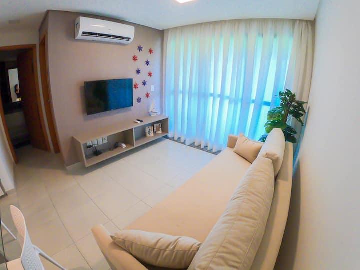 Apartamento Luxo 1 quarto - Praia dos Carneiros