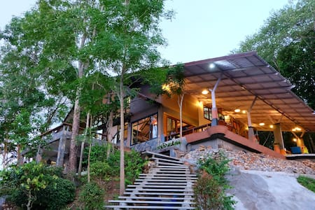 Chongko Farmstay - Lamae - Villa