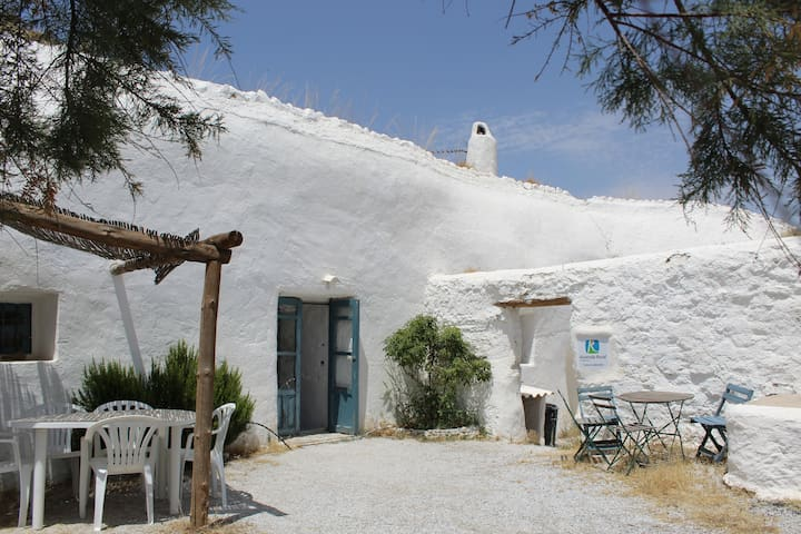 """Cueva """"El Ermitaño"""" para desconectar"""