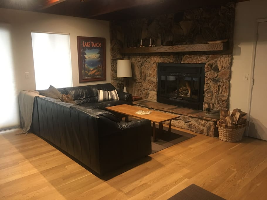 Spacious Mountain Retreat Close to Pinecrest Lake - Cabins for Rent in Cold Springs, California ...