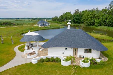 Unique fabulous home for your inspiration