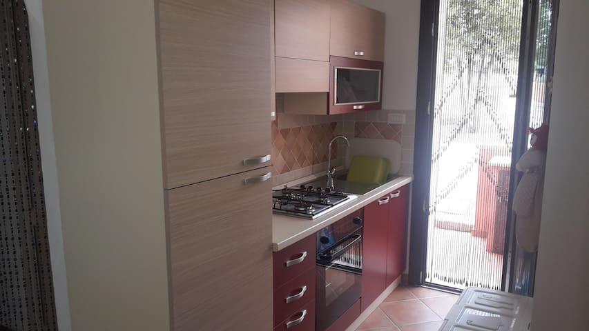 Appartamento in nuovo residence vicino al mare - La Muddizza - Apartment