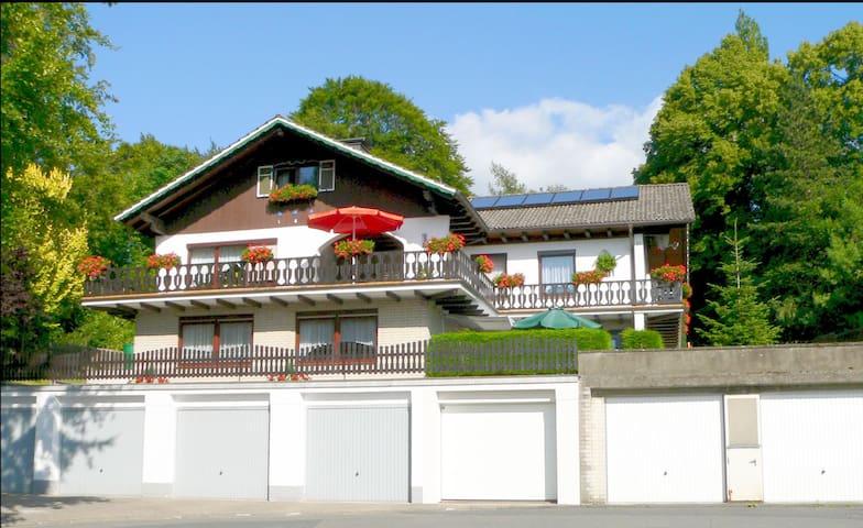 4-Sterne-Ferienwohnung 1 mit Garage - Bad Harzburg