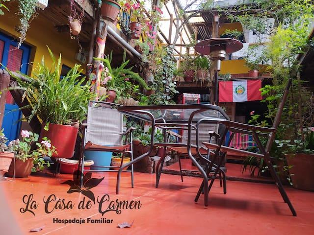 Hospedaje La Casa de Carmen