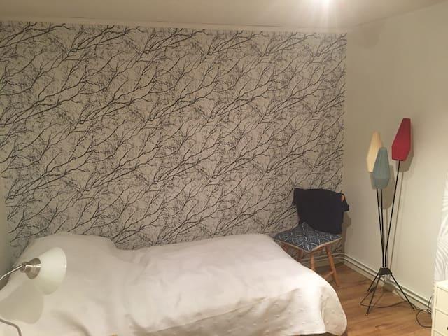 Ett rum - Luleå