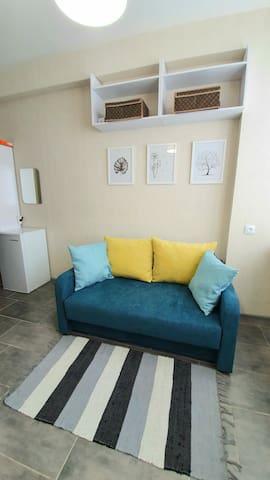 Уютная квартира студия