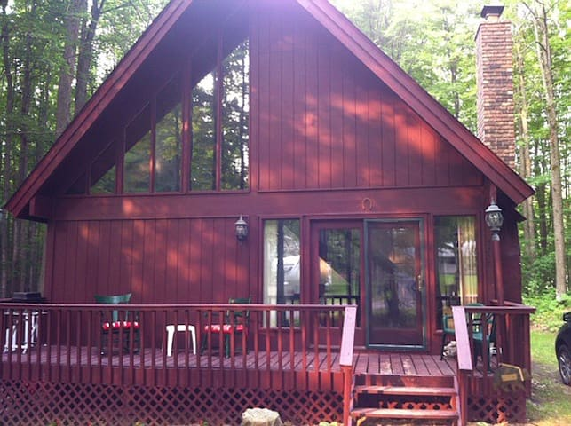 Chalet Gem in the Woods at Lakes of the North