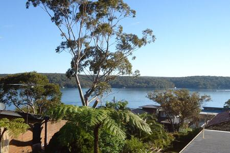 Retreat with water views - Lilli Pilli