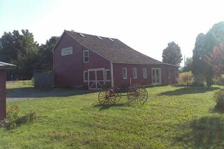 Coldwater Springs - a Repurposed 1795 Barn - Accord