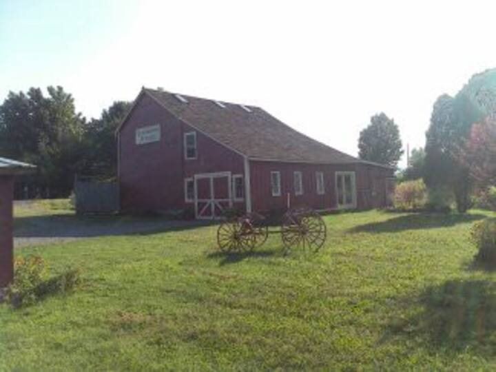 Coldwater Springs - a Repurposed 1795 Barn