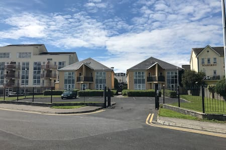 Galway Marine View 2 Bed Apartments in Salthill