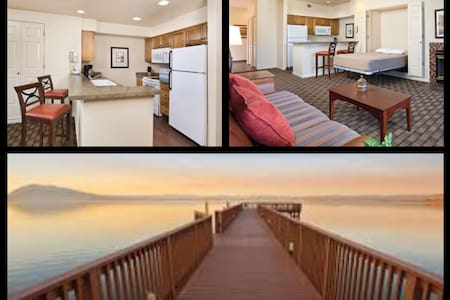 Lake Front Home with Free Wine Tasting! - Nice - Casa