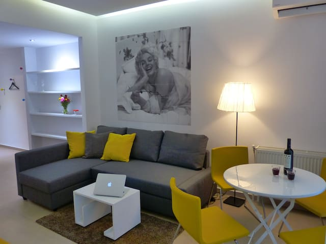Stylish Apartment near Acropolis