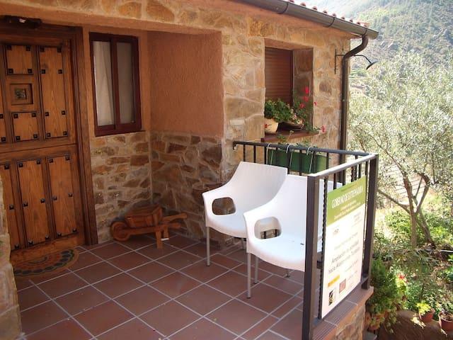 las casitas del bodegon - El Gasco - Huoneisto