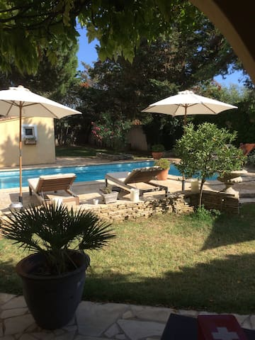 SUITE COSY, Maison Piscine Parking  Pdej offert