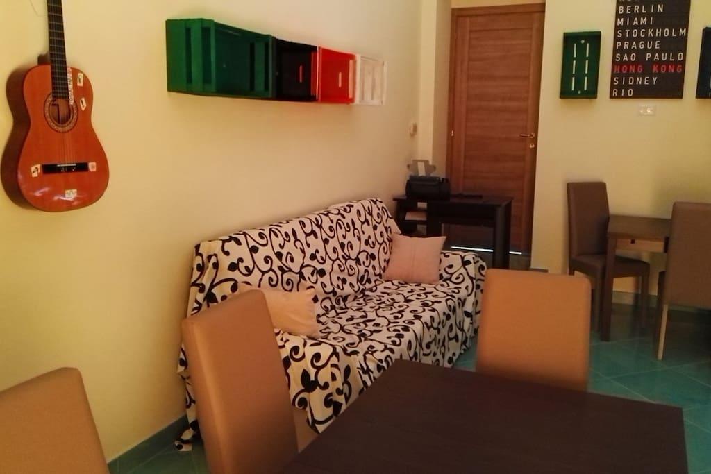 Salone Living/Common Area