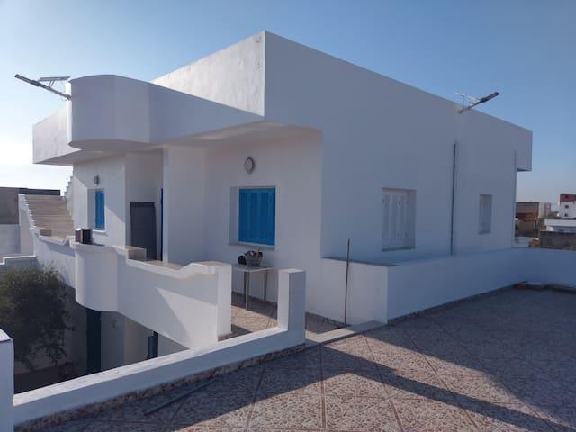 Ferienwohnung Salakta/ Mahdia in Tunesien 2 Pers.