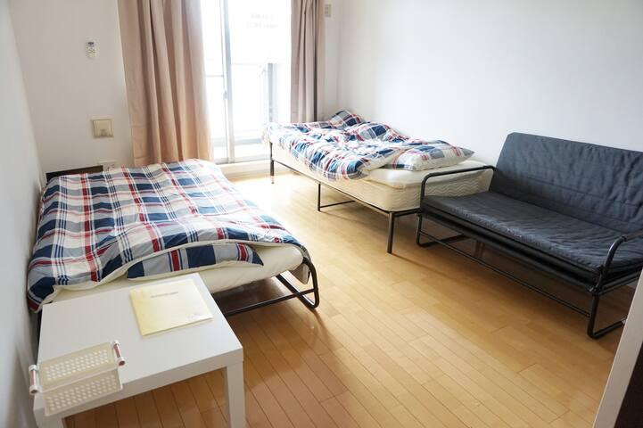 i42 Cozy Studio 7min Hiroshima Sta Peace Miyajima